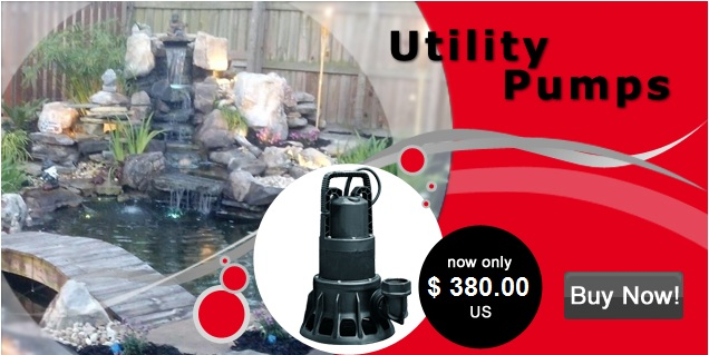 Utility Pumps BVP